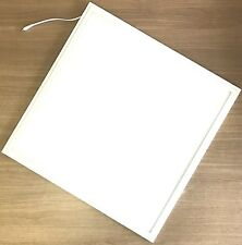 Lampada pannello luce naturale led 37,5W 34-38Vdc 60 x 60cm plafoniera incasso