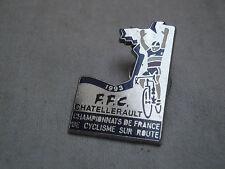 Pin Cyclisme - Chatellerault 1993