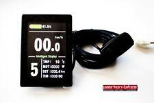 E-Bike / Pedelec - KT LCD8S Display für 24 V 36 V und 48 V KT Controller Tacho