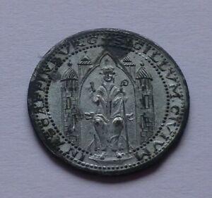 Notgeld: Germany, Aschaffenburg 5 Pfennig 1917, War money, Emergency coin
