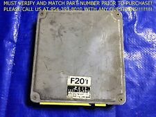 F201 18 881H | OEM 1989 FORD PROBE ENGINE CONTROL MODULE UNIT PCM ECM ECU