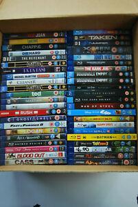 41+ Blu Ray Movies Job Lot