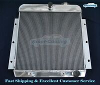 3Row Aluminium Radiator For Pickup Truck CC5559