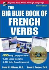 The Big Blue Book of French Verbs Set by David M. Stillman and Ronni L....