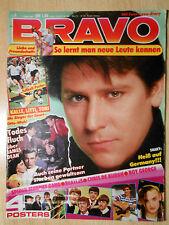 Bravo 6/1983 Hubert Kah, Supertramp, Beatles  -  TOP