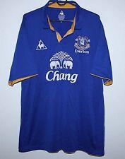 Everton England home shirt 11/12 Le Coq Sportif size XL