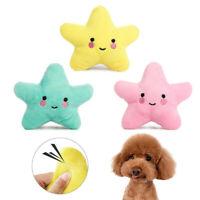 Vocalization Dog Chew Toys Bite Resistant Cat & Dog Molar Sounding Plush Toy