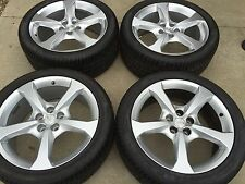 "20"" BRAND NEW 2016 CHEVY CAMARO OEM FACTORY ORIGINAL WHEELS AND TIRES."