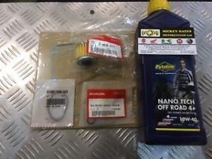Montesa 4rt Genuine Oil Filter, Magneto Gasket, O-Rings, Engine Oil
