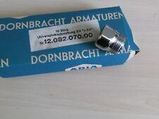 """Dornbracht - Universalverschraubung / Rohrverlängerung 3/4""""x 3/4""""  10 Stück"""