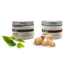 2x Salon Bellagio Green Tea & Teak Wood Spa Salt Bath Salt Spa Therapy