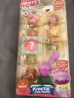 NEW Num Noms Deluxe Pack Freezie Pops Family Characters Figures Toy Playset