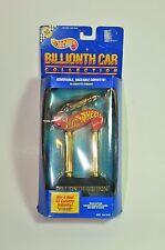 HOT WHEELS 1990 GOLD BILLIONTH CAR COLLECTION '68 CORVETTE STINGRAY