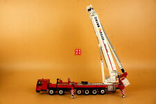 1/50 China XCMG DG100 Aerial Platform Fire Truck model