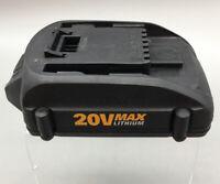 Genuine WORX WA3520 Battery 20V 1.5Ah Lithium Ion battery - F05