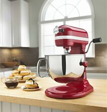 KitchenAid RKP26M1XER Empire Red 6-quart Pro 600 Bowl-Lift Stand Mixer