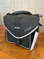 NEW Adorama Slinger Camera Photo Video Carry Bag Padded - Black for 35mm or DSLR
