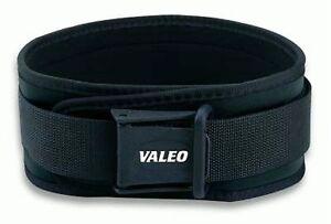 "Valeo CLASSIC LIFTING BELT Memory Foam Support 4"" VCL CFT Ocelot Weightlift"