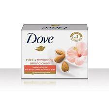 Dove Almond Cream Beauty Bathing Bar, 75 gm (pack of 3) Free shipping worldwide