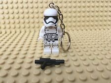 Star Wars First Order Stormtrooper Lego Minifigure Keyring UK SELLER