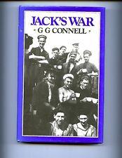 JACK'S WAR - Lower Deck Recollections from World War II.  Kimber 1st HB/dj VG