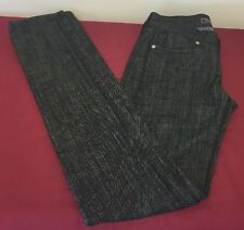 NWT Women's Dark Wash Low Rise Divine Rights Of Denim Skinny Jeans 25