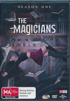 The Magicians First Season One 1 DVD NEW Region 4