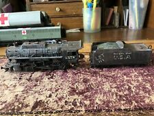 Bachmann HO Scale American Weathered Model Train Display Only