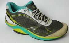 Teva Tevasphere Trail Running Shoes Womens 6 M Sneakers Yellow Black Teal1001479