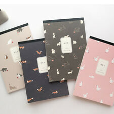 63sheets Hey Animals- Writing Stationery Paper Letter Pad Lined Ruled Stationary