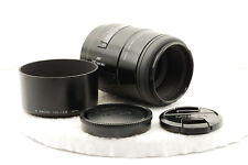 Minolta AF 100mm f/2.8 Macro New A-MOUNT Lens [Near Mint] from Japan #01055