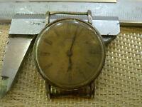 Vintage Men Wrist Watch SWISS made CHRONOMETRE