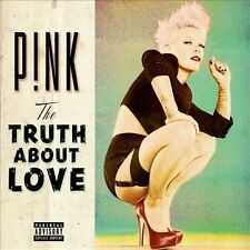 The Truth About Love P!nk Pink CD Sealed ! New ! 2012    #47
