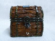 Boyds Bear Indy's Treasure Chest W/ Pirate McNibble Treasure Box 3E 392103 Nib