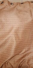 Gold Quality Blanket Lined Eyelet Heavy Curtains W76 X L70 INCHES
