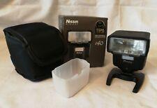 NISSIN i40 Flash Lampeggiatore 24-105 mm per SONY Multi Interfaccia A7 A6300 RX10