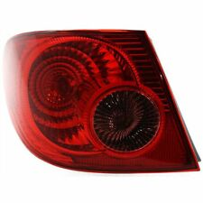 Tail Light for 2005-2008 Toyota Corolla Driver Side