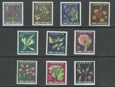 Timor Portugal Colonial | 1950 | Flowers of Timor | MintLH