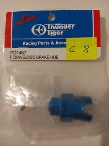 F DRIVE/DISC BRAKE HUB PD1467 THUNDER TIGER