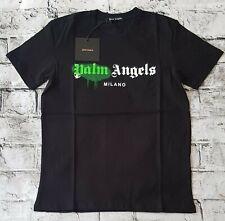 Palm Angels T-shirt Size XL Brand New  Black Green