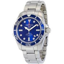 Certina Men's DS AZIONE Diver Acciaio Custodia Orologio Automatico c013.407.11.041.00