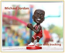 New!!! Chicago Bulls MVP #23 Michael Jordan Bobblehead Figure 12.7cm Tall