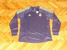 Real Madrid Soccer Jersey Football Shirt Adidas Maillot Camiseta Formotion RARE