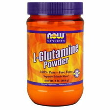 NOW L-Glutamine Powder 1 lb (454 g)