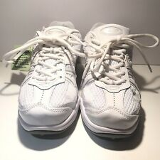 ExerSteps Women's Sneakers Brisa Toning Shoes Womens 7 White New Other