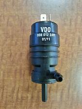 VDO #1-821-002-246B Windshield Washer Pump / Military# 12417785 / 2540013757316