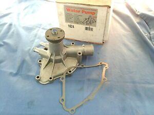 Water Pump Reman # 1624 4016-12 58-229 Ford Lincoln Mercury V6 appl 1982-87 USA