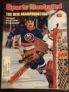 Sports Illustrated December 12 1977 New York Islanders Bryan Trottier