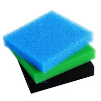 Reticulated Open Cell Foam Sponge Filter Pad Media Aquarium Fish HMF Sump 11""
