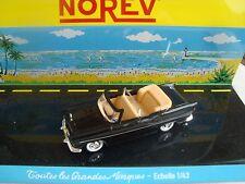 MINIATURA MONTEE SIMCA presidencial 1958 1/43 ESTADO NUEVO EN CAJA NOREV